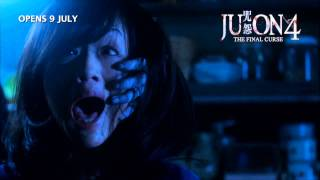 Ju-On 4: The Final Curse TV Spot- Opens 9 July