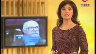 Роберт Де Ниро в Москве и Анита Цой ТВ. Эфир 22/10/2010