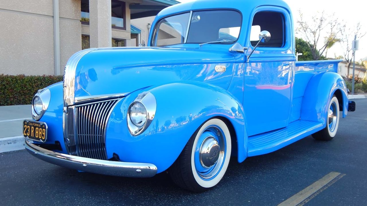 1941 ford pick up hopped up original flathead v8 c4 auto flat o matic sorry sold youtube. Black Bedroom Furniture Sets. Home Design Ideas