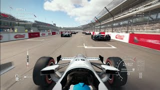 GRID Autosport - Indycar Race at Indianapolis (Indy 500)