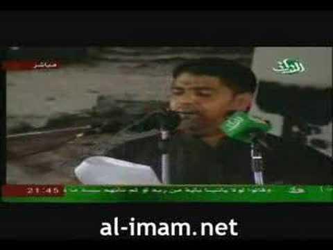 صالح الدرازي : ما مات الصادق - Saleh Al-Dirazy (Part 1)