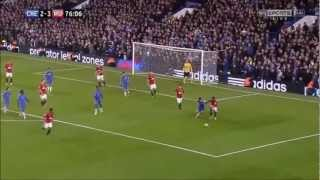 Man Utd Anderson (Awesome Performance) Vs Chelsea.mp4