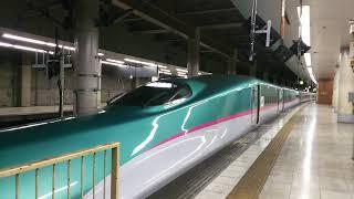 東北新幹線 やまびこ46号 東京行き E5系 2018.01.13
