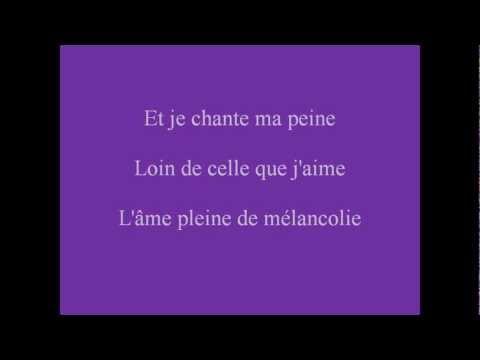 Laurent Voulzy - Jeanne (Clip paroles) - LYRICS {HQ}