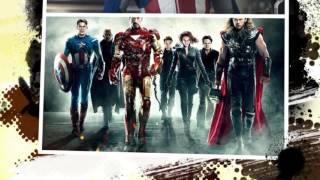 The Avengers // Centuries