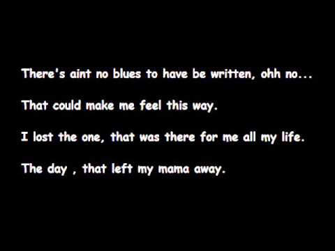 Ray Charles - Mother with lyrics