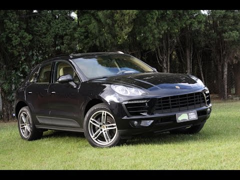 testamos o porsche macan 2 0 falando de carro youtube. Black Bedroom Furniture Sets. Home Design Ideas
