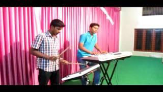 Azhalerum jeevitha maruvil Instrumental