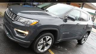 2017 Jeep New Compass Limited Used Cars - Shavertown,PA - 2018-11-13