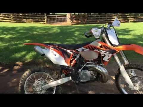 New bike! 2012 ktm 250XC-W
