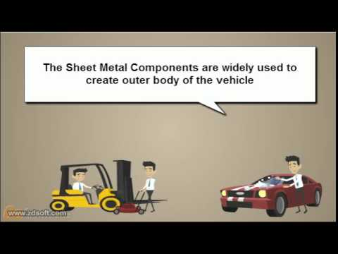 Overview Of Metal Stamping Process In Automotive Industry