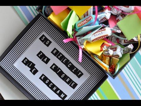 DIY Super Prezent Dla Każdego Na Urodziny/rocznicę ♥