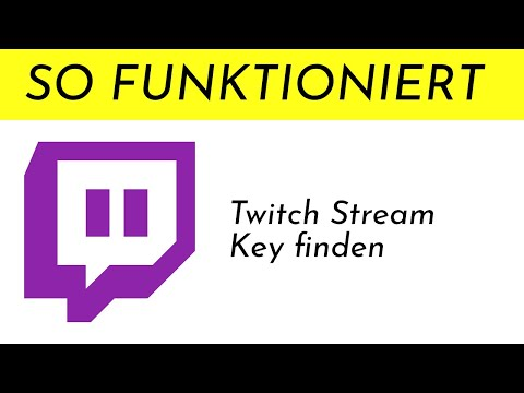 Twitch Stream Key finden - Tutorial | Netzpiloten Explain🔍