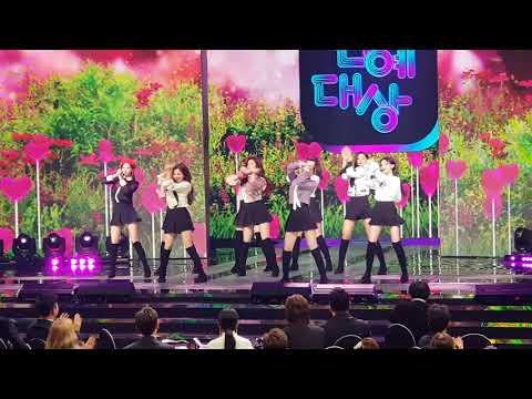 181223 2018년 KBS 연예대상 축하공연 TWICE(트와이스) YES or YES