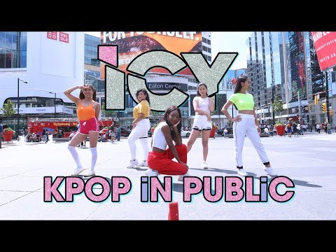 [KPOP IN PUBLIC CHALLENGE] ITZY - ICY Dance Cover by FourYou