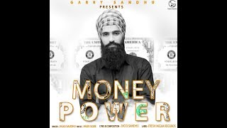JAGGI SANDHU | MONEY POWER ( New punjabi song 2017 ) FRESH MEDIA RECORDS
