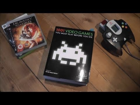 1001 Video Games You Must Play Before You Die Book