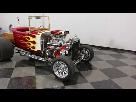2777 DFW 1927 Ford T Bucket Roadster