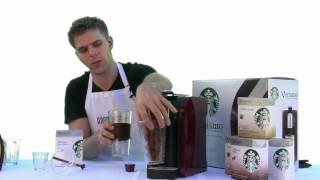 Starbucks Verismo - Iced Coffee