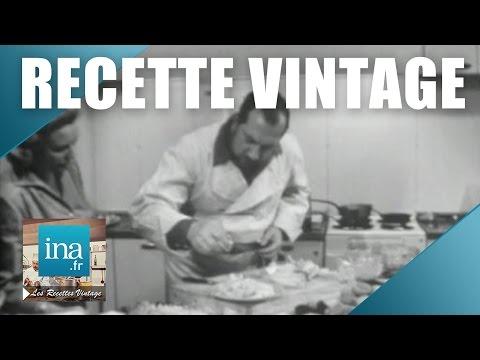 recette-:-les-salades-composées-de-raymond-oliver- -archive-ina