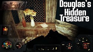 douglas s hidden treasure brooke s head lighthouse fallout 4 far harbor