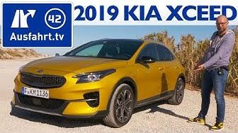 🔥🔥🔥 2019 Kia XCeed 1.4 T-GDI DCT Launch Edition - Kaufberatung, Test deutsch, Review, Fahrbericht