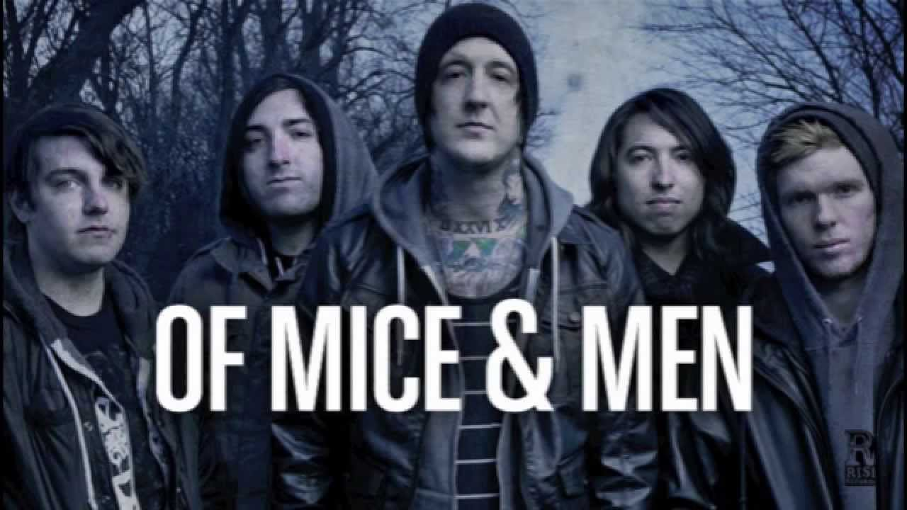 Afbeeldingsresultaat voor of mice and men BAND