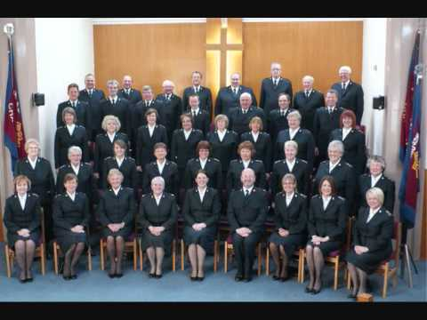 Somebody Prayed For Me - Chelmsford Citadel Songsters