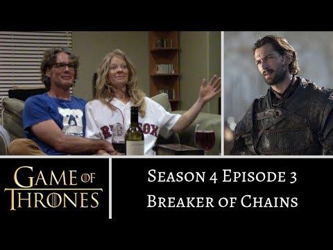 Game Of Thrones S4E3 Breaker Of Chains REACTION
