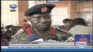 Over 80 Kenyans evacuated from South Sudan
