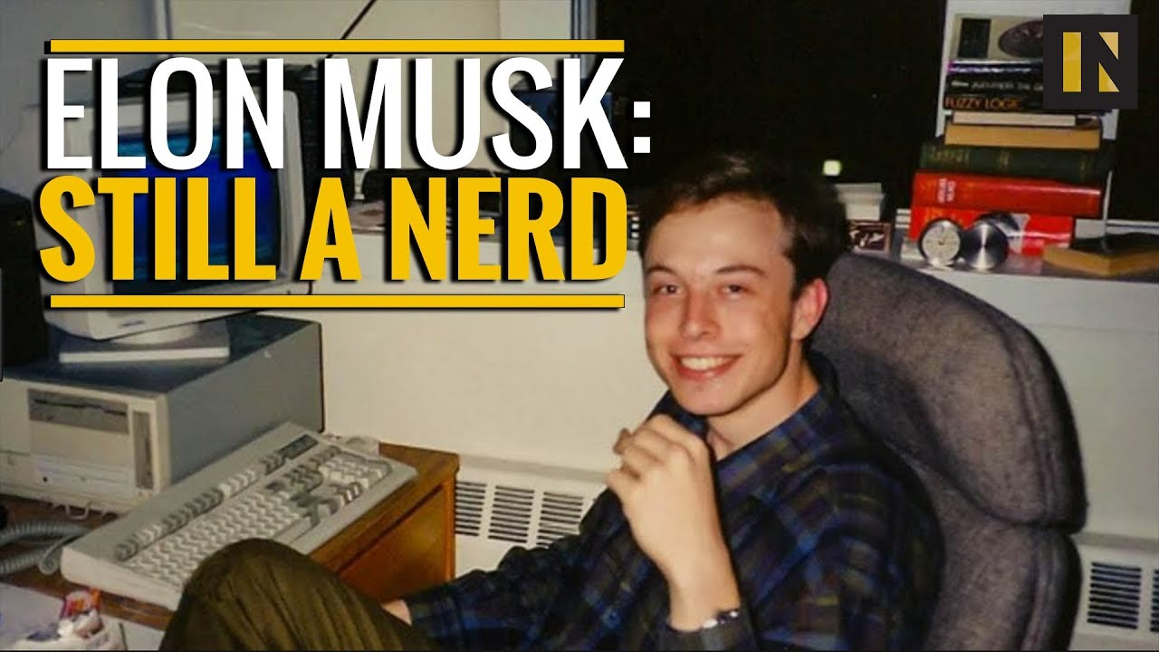 The Nerdy Way Elon Musk Comes Up With Names For His Inventions Inverse Youtube