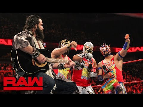 "Lucha House Party ""Walk With Elias"": Raw, Feb. 11, 2019"