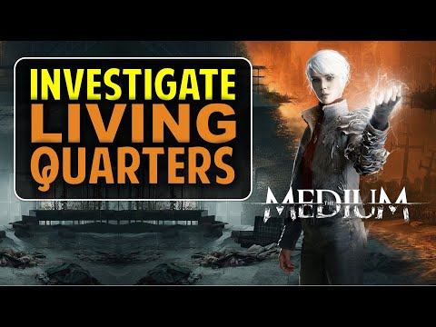 Investigate the Living Quarters & Fix the Broken Mirror | The Medium (Gameplay Walkthrough)