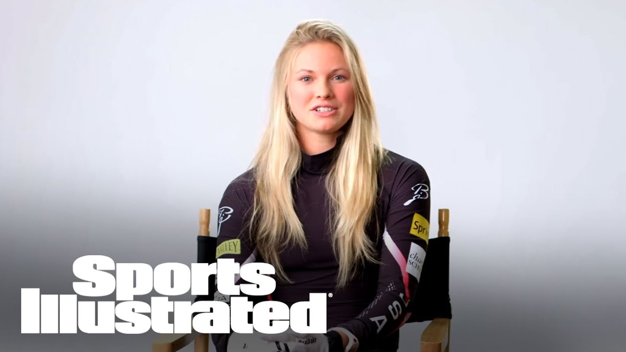 Meet Team USA: Jessie Diggins | Sports Illustrated - YouTube