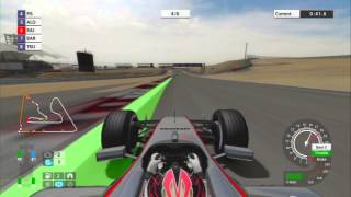 Formula 1 Championship Edition: Race 1: Bahrain (Kimi Raikkonen)