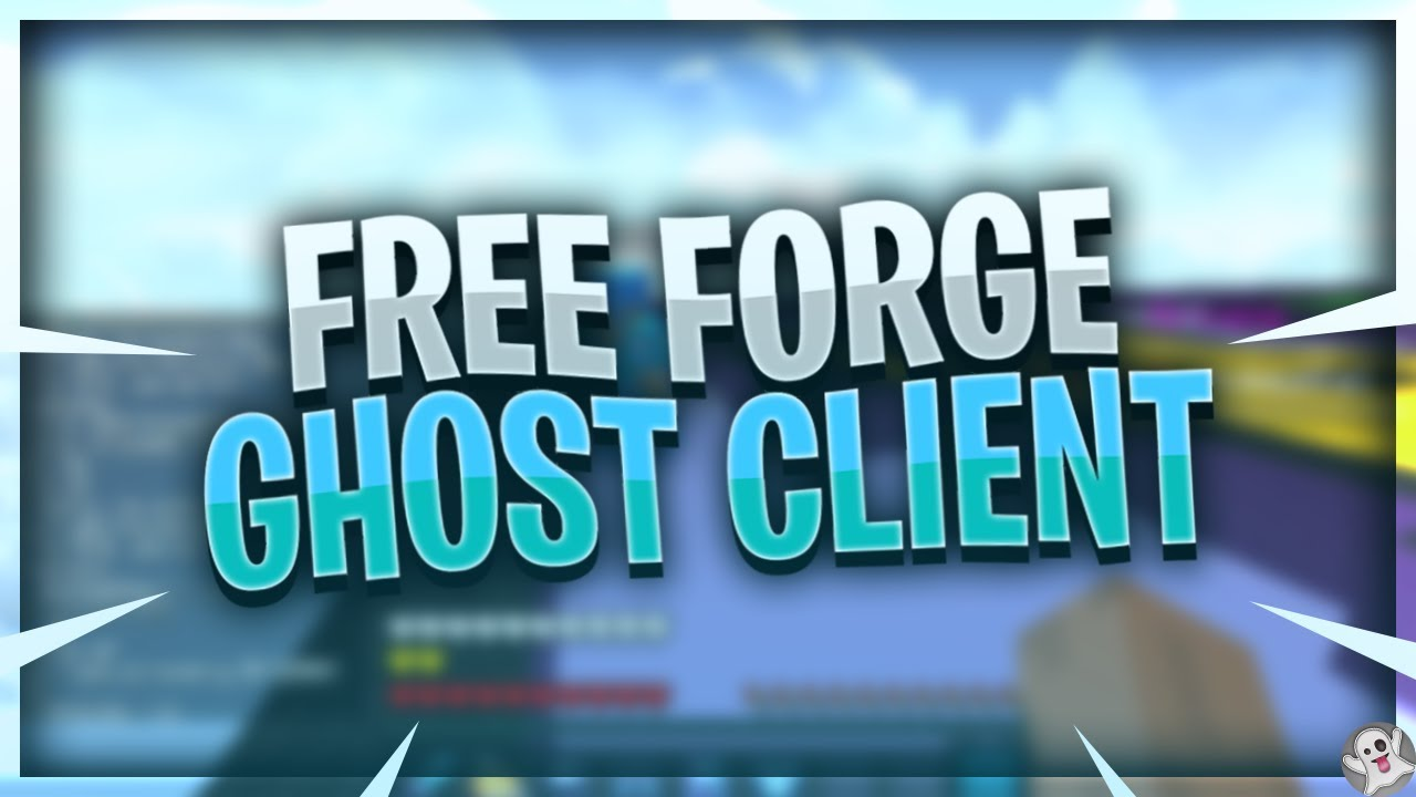 New Free Undetectable Ghost Client 1 8 9 1 7 10 More Youtube