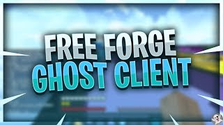 FREE 1.8.9 Forge Ghost Client!