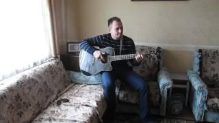 7Б Неизвестный солдат на гитаре Кавер
