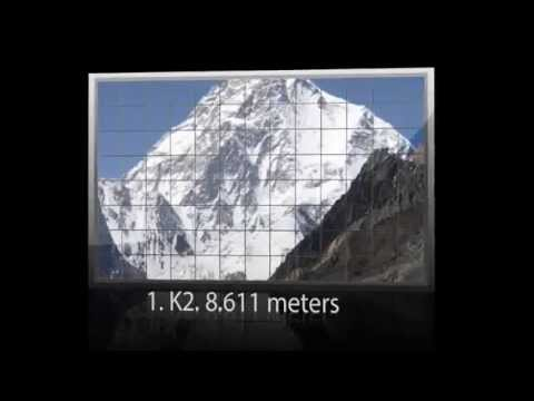 Top 10 Highest Mountains Climbed Since Conquest Of Everest