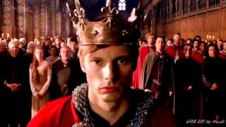 "Merlin BBC|| ""5 Years of Magic"" Tribute - Set fire to the Rain"