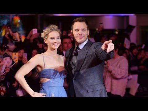 [풀영상] Jennifer Lawrence 'Passengers' Red Carpet (재니퍼 로렌스, 크리스 프랫, 패신저스, Chris Pratt) [통통영상]