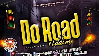 Reece Tafari - Weed And Grabba [Do Road Riddim] January 2019