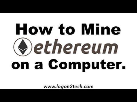 Gui For Ethereum Mining Mac El Capitan How Much Power Do You