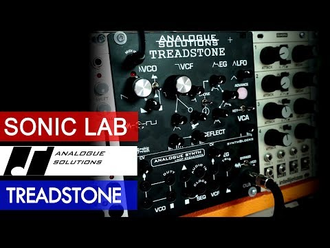 Sonic LAB: Analogue Solutions Treadstone Eurorack Synth Voice