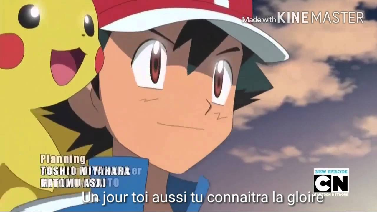 G n rique pokemon saison 18 parole youtube - Pokemon saison 18 ...