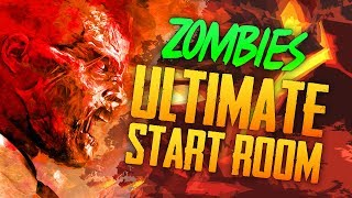 Ultimate Zombie Start Room (Call of Duty Zombies)