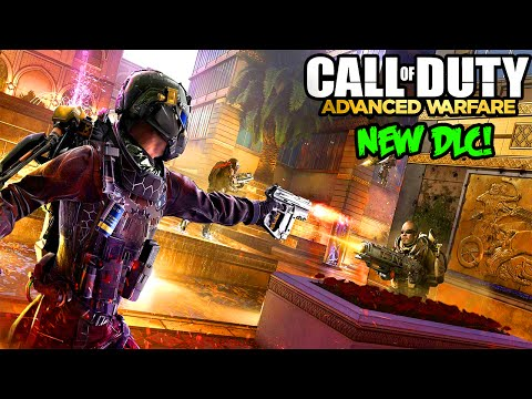 NEW MAPS SNIPER QUADFEED! - Call of Duty: Advanced Warfare Reckoning DLC 4 Gameplay & New Weapons!