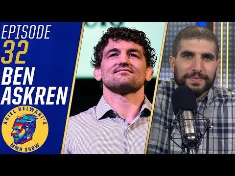 Ben Askren doesn't understand why Kamaru Usman got so mad at him | Ariel Helwani's MMA Show