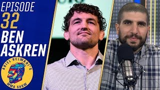 Ben Askren doesn't understand why Kamaru Usman got so mad at him | Ariel Helwani's MMA Show