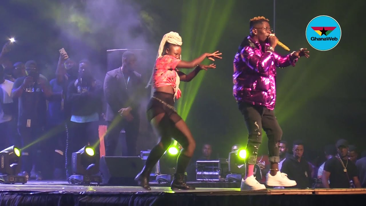 2019 Reign Concert: All the back to back 'dramatic' performaces of Shatta Wale